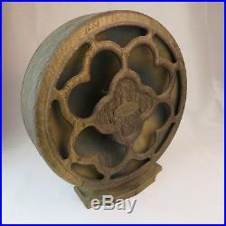 1920's Crosley Musicone Type-D Speaker Vintage Tube Radio Speaker