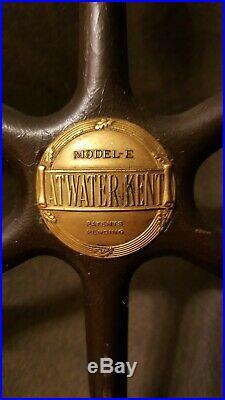 1920s ATWATER KENT Type E Antique Vintage Radio Speaker for Tube Radio