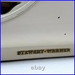 1938 Stewart Warner Senior Varsity Bakelite Vintage Tube Radio 07-5B3 Art Deco