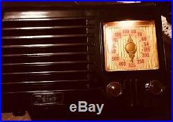 1947 Fada 740 Restored Vintage Radio