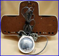 1950's VINTAGE DAHLBERG PILLOW SPEAKER COIN OP RADIO MODEL 4130-S RARE FIND