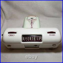 1950s Vintage Dahlberg Pillow Speaker Coin OP Hospital Radio MDL 4130Dl Untested