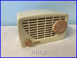 1954 Arvin 842T retro vintage tube radio with Bluetooth or FM options
