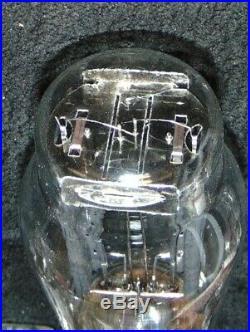 274A NOS Tube Vintage CHS Navy Sylvania Best Western Electric 274-A Sub / 274B
