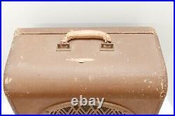 AMPRO Vintage JENSEN 12 Speaker in Original Cabinet 13.6 Ohms Radio Guitar Tube