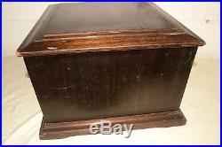 ANTIQUE Vintage MAGNAVOX TRF Model J Wood Case Vacuum Tube RADIO Parts/Repair