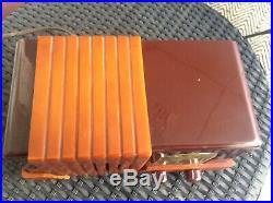 Addison R5A1 Catalin Vintage Radio