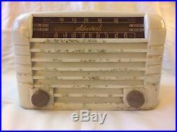 Admiral Model 4202-B6 Vintage Radio