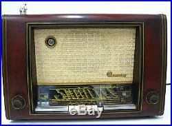 Andante S Telefunken Deutschland Röhrenradio Tube Radio Vintage gecheckt