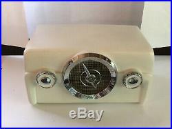 Antique 1949 Crosley Radio Dashboard Tube Radio Vintage