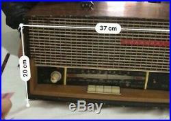 Antique old radio Shanghai 163 1 tube radio vintage