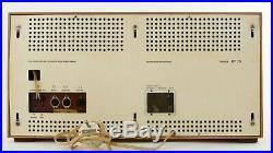 BRAUN RT 20 DIETER RAMS Design Tube Radio Hans Gugelot Tabletop Vintage Bauhaus