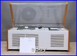 BRAUN SK55 Restored + Revised! Bluetooth Phonosuper Vintage Tube Radio D. RAMS