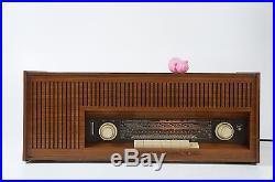 Blaupunkt 25250 Paris Röhrenradio 60er Jahre gecheckt Tube Radio Vintage