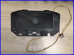Blue Snake VINTAGE RADIO ZVEZDA 54 TUBE RADIO Russian Soviet USSR