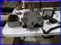 Browning/drake Vintage Tube Cb Radio