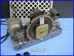 C1935 NORCO TUBE RADIO w BEETLE PLASTIC CASE MODEL 158 vintage Plaskon