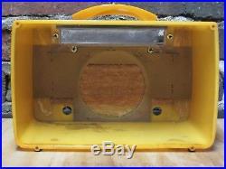 Catalin Lafayette / Dewald catalin vintage tube radio RARE