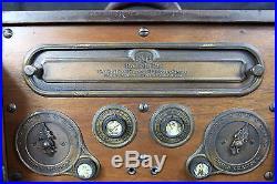 Circa 1925 Vintage RCA Radiola 26 Tube Radio UV-199
