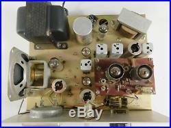 Clegg 99'er Vintage 6-Meter Tube Ham Radio Transceiver (looks great, untested)