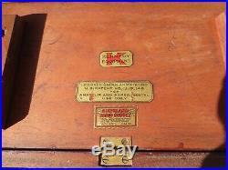 Colin Kennedy 1921 Vintage Shortwave Receiver and Amplifier (281 & 521)