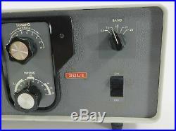 Collins 30L-1 Winged Emblem Vintage Tube Ham Radio Amplifier (original) SN 2655