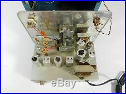 Conar Model 500 Vintage Tube Ham Radio Receiver (powers up, unmodified)