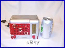 Cool Vintage Emerson 540 Osu Bakelite Tube Radio  Wow