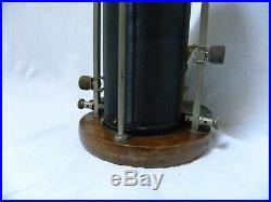 DeTeWe poste à galène 1922 / 23 RARE MODEL VINTAGE RADIO TUBE TSF