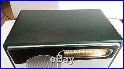 Detrola Vintage AM/SW Radio Model 568 Aria Restored