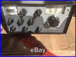 Drake TR-3 Tube Transceiver for 3-Series Vintage Ham Radio SN 3148