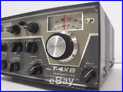 Drake T-4XB Tube Transmitter for 4-Series Vintage Ham Radio Equipment SN 15919G