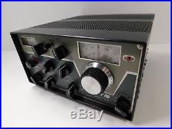 Drake T-4XB Vintage Ham Radio Tube Transmitter in Working Condition SN 17889G