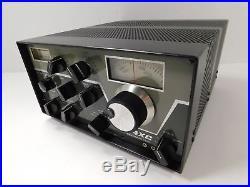 Drake T-4XC Ham Radio Vintage Tube Transmitter Clean Condition SN 23469