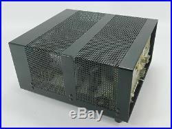 Drake T-4XC Vintage Tube Ham Radio Transmitter with Manual LATE SN 26273