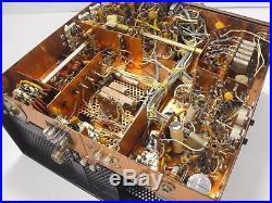 Drake T-4X Tube Transmitter for 4-Series Vintage Ham Radio Equipment SN 11638