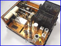 Drake T-4X Tube Transmitter for 4-Series Vintage Ham Radio Equipment SN 13539