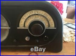 Ecko AC 86 Vintage Valve Tube Radio