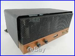 Eico 730 Vintage Ham Radio Tube Modulation Driver (original, untested)