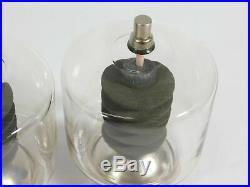 Eimac 3-500Z Vintage 1968 Ham Radio Amplifier Tube Pair (tested good)