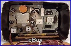 Exquisite Original Mid Century Vintage 1955 Arvin 850T Bakelite Tube Radio