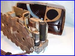 Fully Restored 1946 Zenith Consoltone Model 6D015Z Antique Vintage Tube AM Radio
