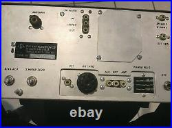 Galaxy GT-550 Vintage Ham Radio Tube Transceiver (USED, untested) for parts