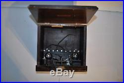 Grosley Valve Mantle Radio Rare Vintage