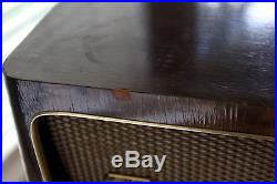 Grundig Majestic 4090 Table Top Hi Fi Stereo Vintage Tube Radio Germany Working