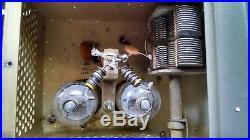 Hallicrafters HT-44 Vintage HF Ham Radio Tube Transmitter