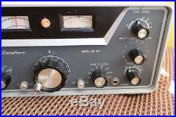Hallicrafters SR-150 Ham Radio Transceiver Tube Vintage