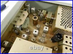 Hallicrafters SR-400 Cyclone II Vintage Tube Ham Radio Transceiver (original)