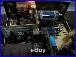 Ham Radio Amplifier Linear Golden Falcon Vintage Tube Type