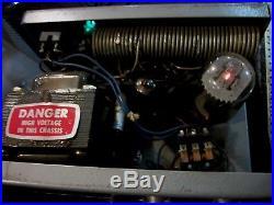 Ham Radio Linear D & A Hawk Base Linear Amplifier Vintage
